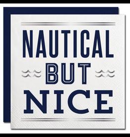 Slant Nautical But Nice Cocktail Beverage Napkins 20ct F155519 Slant