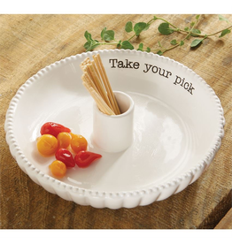 Mud Pie Pick And Choose Take Your PIck Toothpick Set