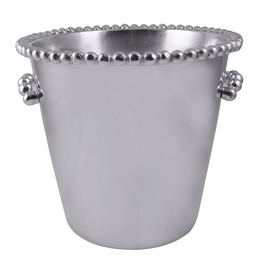 Mariposa Pearled Individual Single Bottle Ice Bucket 635
