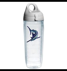 Insulated Water Bottle 24oz Guy Harvey Marlin