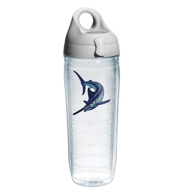 Tervis Insulated Water Bottle 24oz 133139 Guy Harvey Marlin