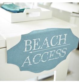 Harman Table Runner 18x60 w Beach Access