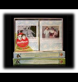 MikWright Greeting Cards Christmas Cards Combo Set of 12 Monica Grandma