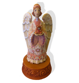 DeBrekht Artistic Studios Teddy Bear Guardian Angel
