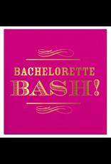 Slant Bachelorette Bash Party Cocktail Napkins 20ct