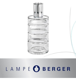 Lampe Berger Fragrance Lamp 114017 Clear Stripes