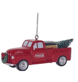 Kurt Adler Coca-Cola® Truck Ornament