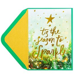 PAPYRUS® Christmas Card Tis The Season To Sparkle