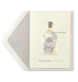PAPYRUS® Thank You Card Bottle of Thanks