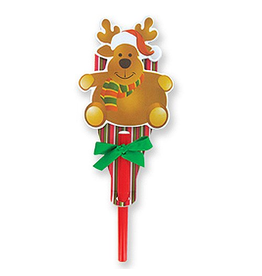 DM Merchandising Holiday Pen and Note Pad Set Reindeer YT-NPST-C