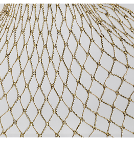 Premier Gold Metalic Netting 10 Yards Flexible And Stretchable