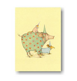 Patience Brewster Cards Party Hats Tiny Gift Card