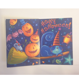 Halloween Card H7004 Halloween Animals by Portal