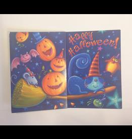 Halloween Card Halloween Animals