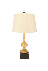 Mark Roberts Home Decor Candlestick Lamp 27.5 Inch