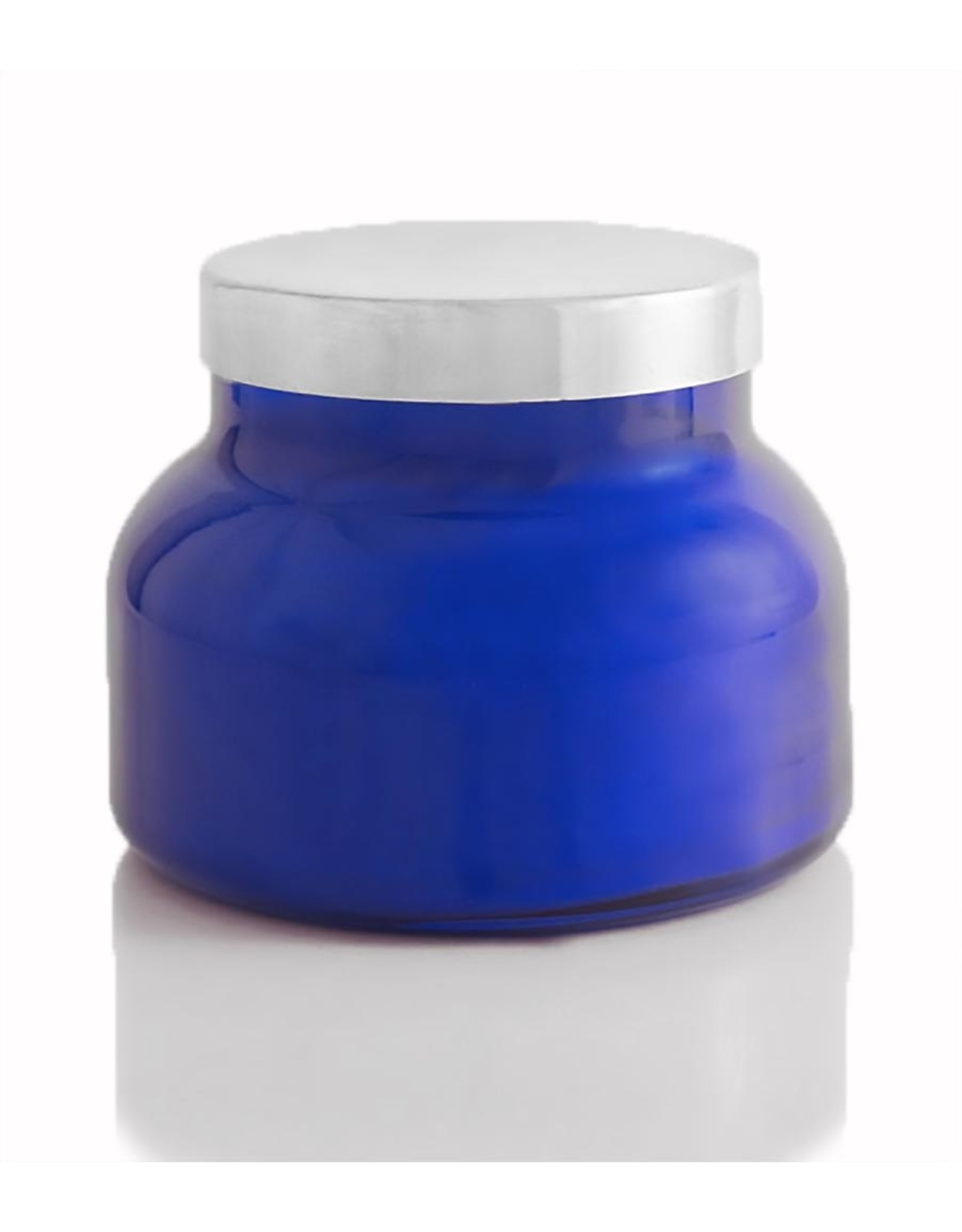capri BLUE Volcano Candle Blue Signature Jar 19 Oz