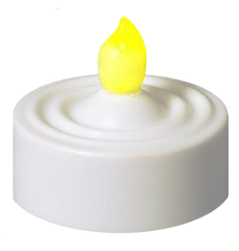 Kurt Adler Single LED Tea Light Candle Battery Operated