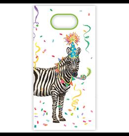 Caspari Party Favor Gift Bags 8pk Party Animals Wild Birthday Favor Bags