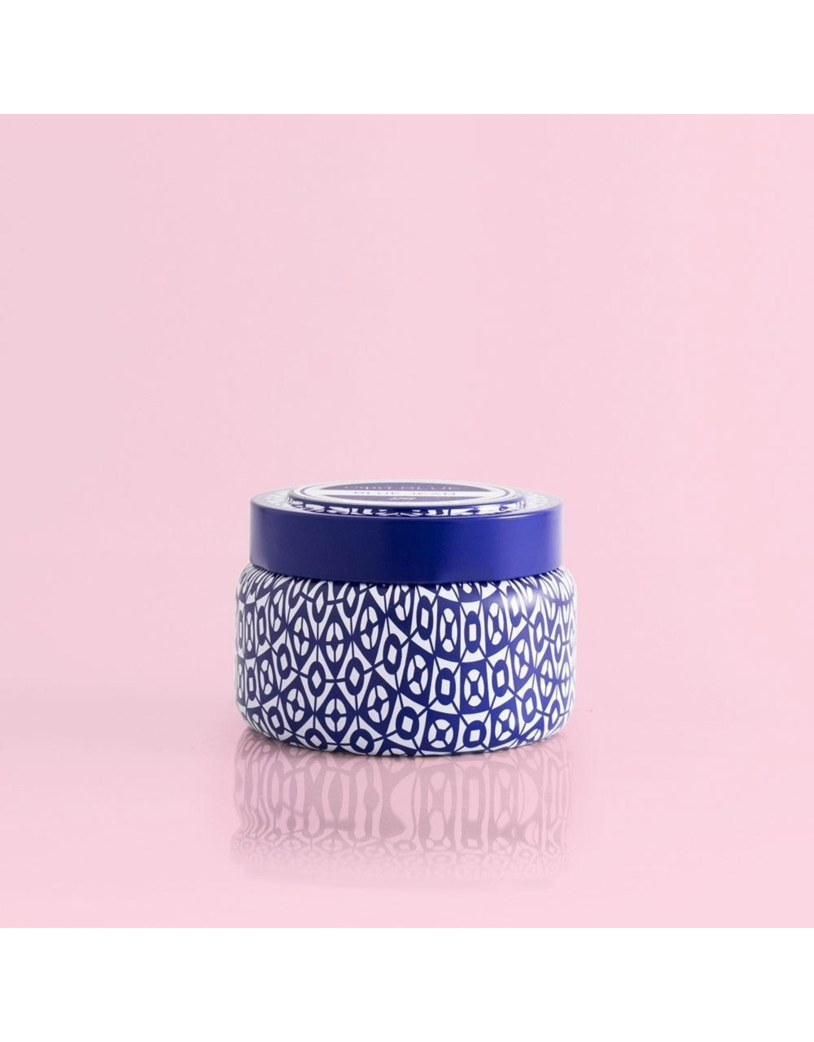 capri BLUE Volcano Candle In Printed Travel Tin 8.5 Oz
