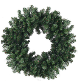 Darice Christmas Wreath 30 inch Colorado Pine Wreath Christmas Decor
