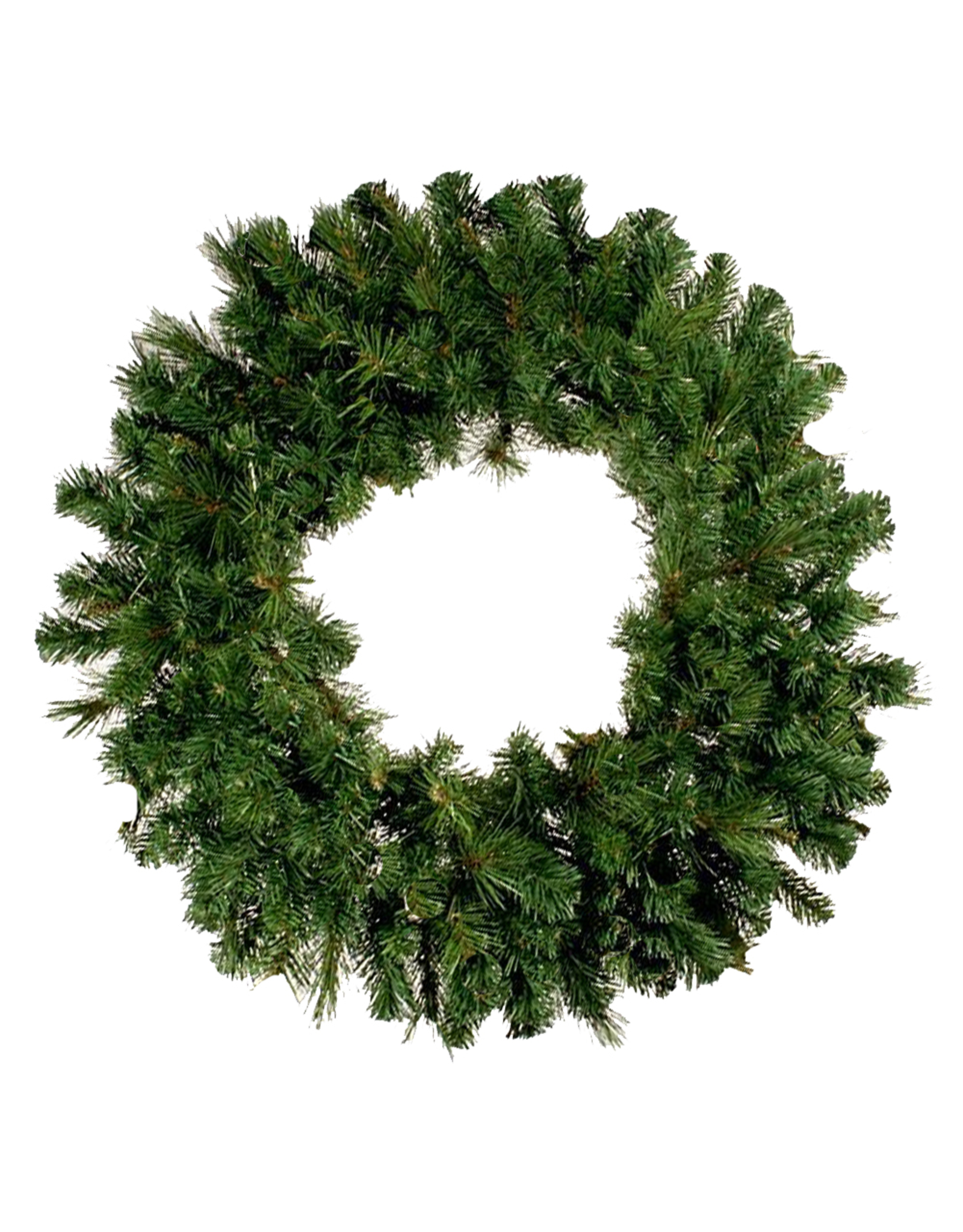Darice Christmas Wreath 24 Inch Mixed Pine Wreath Holiday Decor Digs N Gifts