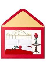 PAPYRUS® Anniversary Card Romantic Bedroom