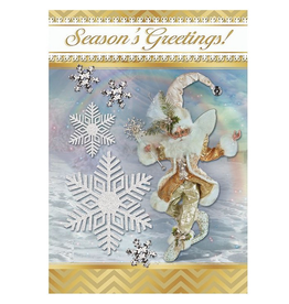 Boxed Cards Arctic Splendor Fairy 8Pk