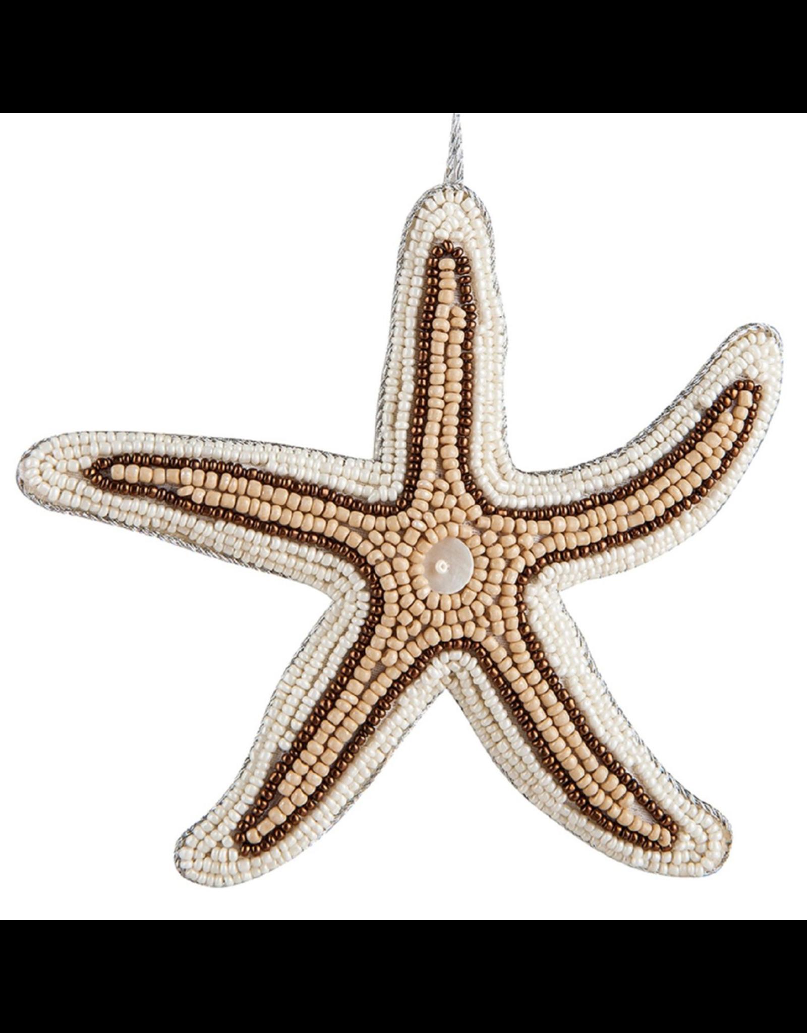 Gallerie II Bahamas Beaded Starfish Ornament