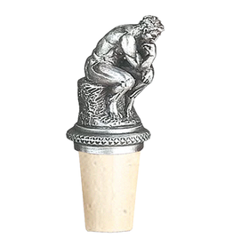 Wine Bottle Stopper The Thinker