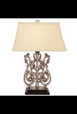 Mark Roberts Stylish Home Decor Acanthus Swirl Lamp 24 Inch