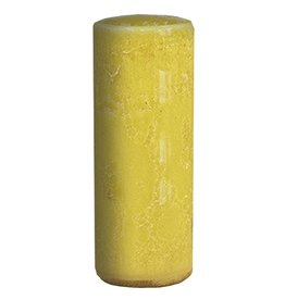 Ceramic Bud Vase 10H inch Yellow