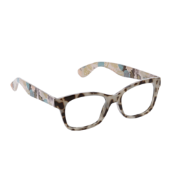 Reading Glasses Beachcomber Gray Tortoise Botantcal +2.00
