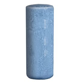 Ceramic Bud Vase 8H inch Aqua Blue