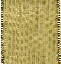 Caspari R794 Gold Ribbon 8yds