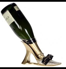 Mark Roberts Home Decor High Heel Shoe Wine Bottle Holder