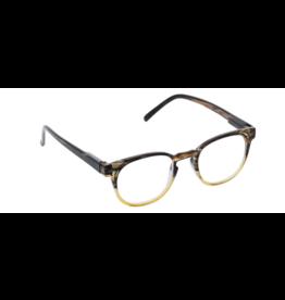 Reading Glasses Dynomite Blue Light Tan Brown +2.50