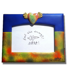 Artis Orbis Flying Heart Photo Frame by  Mara 127038
