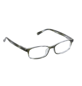 Reading Glasses Riptide Blue Light Gray +1.75