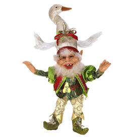 Mark Roberts Fairies Elves 51-41466 Swans A Swimming Elf MD 25in
