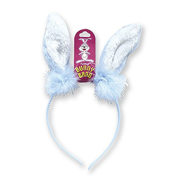 DM Merchandising Easter Bunny Ears Furry Headband