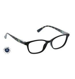Reading Glasses Lore Blue Light Black Folklore +2.00
