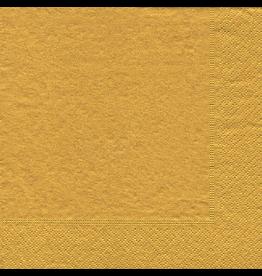 Caspari Paper Cocktail Napkins 3510C Gold 20pk
