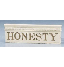Milestones Honesty Wall Plaque by Betty Singer