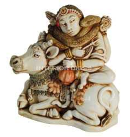 Harmony Kingdom Treasure Jest TJHDBU Shiva - Bull