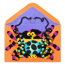 PAPYRUS® Halloween Cards Decorative Spider Mobile