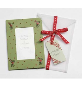 Christmas Card Photo Frame Holiday Cheer by Picture Perfect