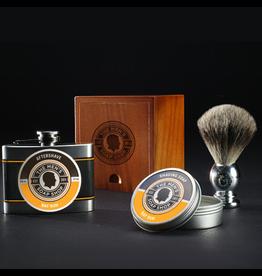 The Men's Soap Shop The Mens Soap Shop Alpha Smooth Shaving Set Bay Rum