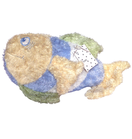 Bouquet and Company Plush Fish Sunny Lg 15 inch D4615 by Bouquet and Company