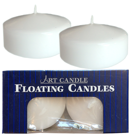 Ganz Floating Candles Set of 2 100030 by Art Candle