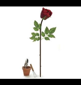 Burton and Burton Large Rose Stem for Display - 43 inch